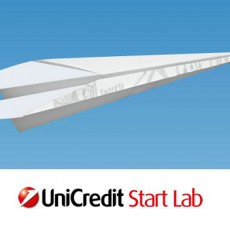 banner unicredit start lab